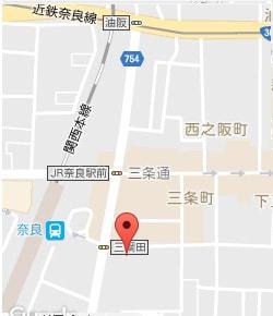 奈良ニチデンマップ
